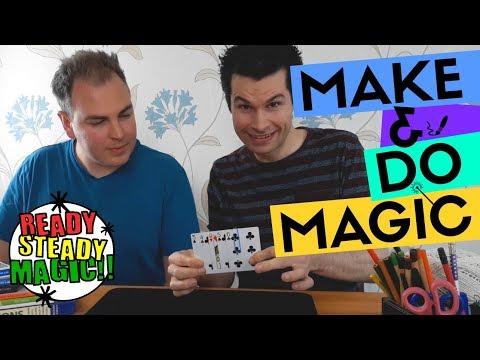 Clip the Queen | Make & Do Magic | Ready Steady Magic