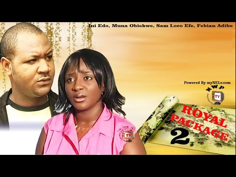 ROYAL PACKAGE 2  -   Nigerian Nollywood movie