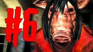 ПОБЕДИЛ СВИНЬЮ! ► Saw: The Video Game Прохождение #6 ► ХОРРОР ИГРА