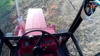 Oczami traktorzysty #5 ★ Agregatowanie ścierniska ㋡ MafiaPodkarpacie