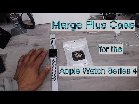 Marge Plus Case for the Apple Watch 44mm 4 Series