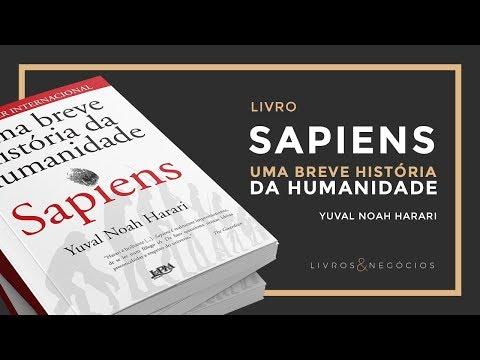 Livros & Negócios | Livro Sapiens - Yuval Noah Harari #75