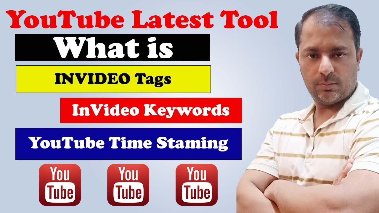YouTube inVideo Tags