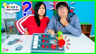 Lie Detector Test!!! Let's See who's Lying Game!!!!