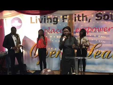 You are always there to help by Livingfaith choir