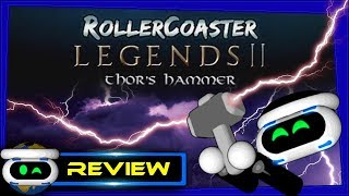 Rollercoaster Legends 2 Thors Hammer PSVR Review