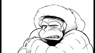 Um Macaco No Ártico