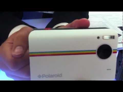 Polaroid Z2300 Instant Digital Camera Hands-On