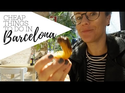 Super Cheap Things to Do in Barcelona – all less than €5!