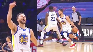 Stephen Curry Takes Over After Activating MVP Mode & Destroys Entire Sixers! Warriors vs Sixers