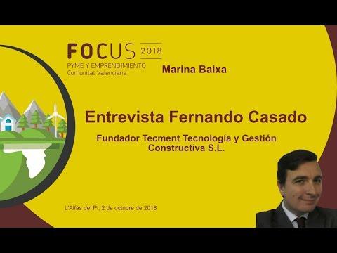 Entrevista a Fernando Casado, CEO de Nigthway, en Focus Pyme Marina Baixa[;;;][;;;]