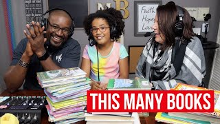 Benefits of Reading | We interview our 8-year-old daughter about why she loves reading!