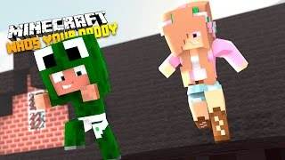 Minecraft - WHO'S YOUR DADDY BABY BLOWS UP THE HOUSE!