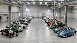 £65 million worth of Aston Martins unleashed at new St Athan plant   Aston Martin
