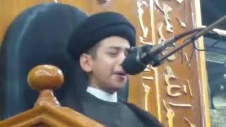 تحميل اغاني نعي من اصغر معمم يكطع القلب / السيد عباس الطويرجاوي MP3
