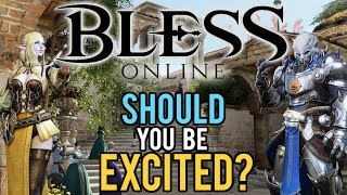 Bless Online: The Next Big MMORPG?