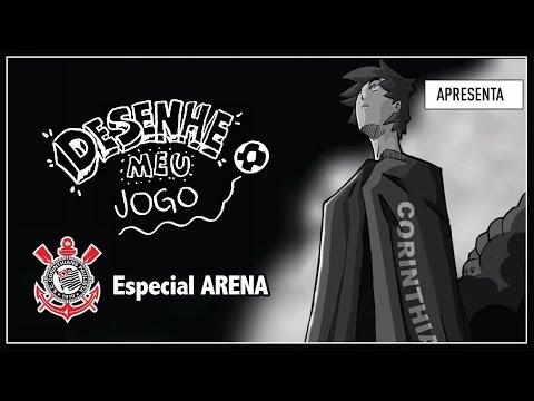 Especial Arena Corinthians - Desenhe meu jogo #05