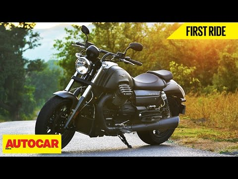 Moto Guzzi Audace | First Ride | Autocar India