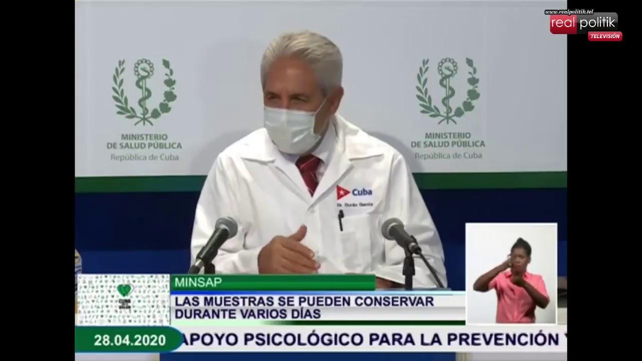 Cuba: 1437 casos confirmados y 58 muertos por coronavirus