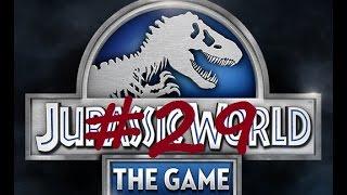 Уровень схватки 29. Jurassic world: the game