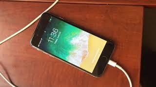 Apple iOS  Erase data bypass attack