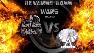 REVERSE BASS WARS Vol 2 - FREE DOWNLOAD - Dj Hard Bass Addict Vs Dj Jon Angel