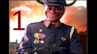 Command and Conquer Generals: Contra 009 Final - Flame General Challenge Ep1