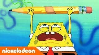 Губка Боб Квадратные Штаны | 2 сезон 14 серия | Nickelodeon Россия