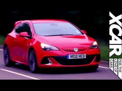 Vauxhall Astra VXR: Boring It Ain't