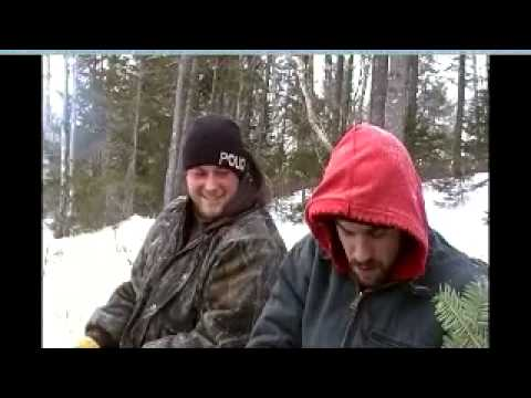 DYLAN OUTDOORS – Ice fishing, Great Pond
