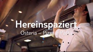 Mein Schiff 5: Osteria - Pizza e Pasta