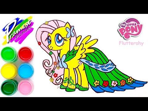 Twilight Sparkle Cara Menggambar Dan Mewarnai Gambar Kuda Poni