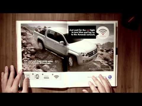 Volkswagen  Amarok Пикап класса J - рекламное видео 3