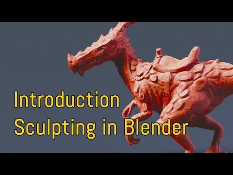 Introduction: Sculpting in Blender (Tutorial EN)