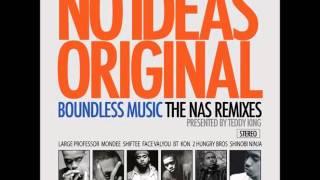 NAS - No Ideas Original [Produced By: Large Professor]