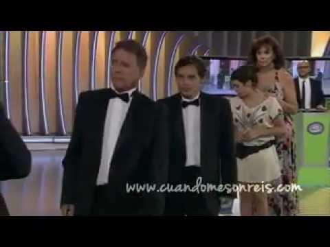 Cuando me sonreis - Juanse le pide perdon a Gaston en el concurso de tv