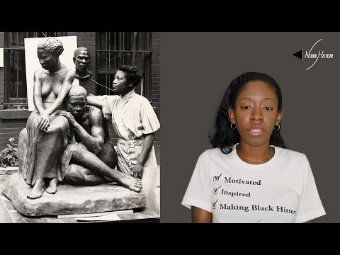 Augusta Savage [Black History Short 66]