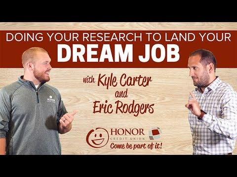 Honor Credit Union Interview Tips - Doing Your Research