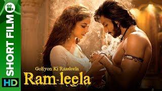 Richa chanda Ram leeela so hot scene...