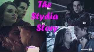 The Stydia Story (Stiles and Lydia from Teen Wolf)