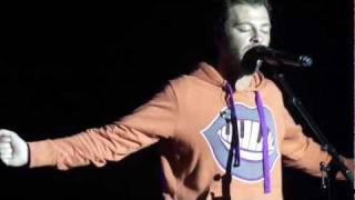 Christophe Maé - Ca fait mal (Live 2011 - Nancy)