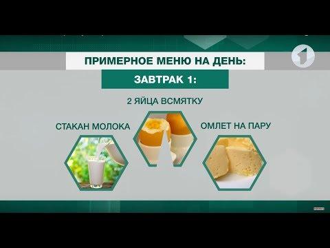 Здравствуйте / Питание при гастрите и язве