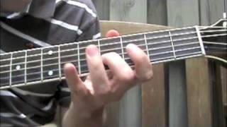 Wild West End - Dire Straits - Guitar Parts