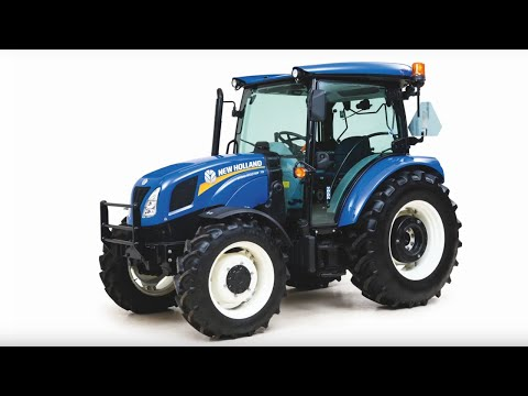 Low Cost of Ownership Utility Tractor: WORKMASTER™ 55 - 75