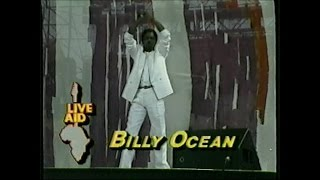Billy Ocean   Loverboy (ABC   Live Aid 7131985)