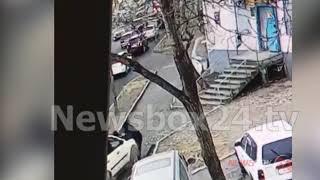Во Владивостоке разыскивают виновника жуткого ДТП