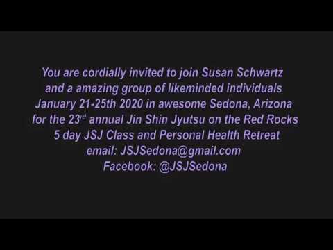 Susan Schwartz Jin Shin Jyutsu Sedona Jan 2020 5 day Class and ...