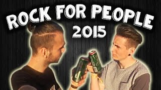 Rock for People 2015 ●ShakeVlog #1 ║w/Expl0ited