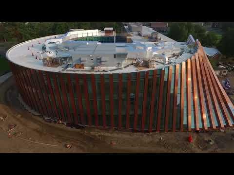Isenberg's New Business Innovation Hub Building Update