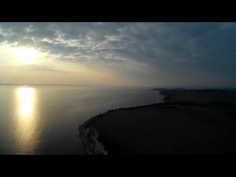 Mini Skyhunter 23km over the sea